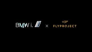 BMW i x FLYPROJECT