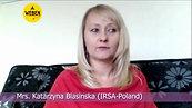 Mrs. Katarzyna Blasinska - Poland