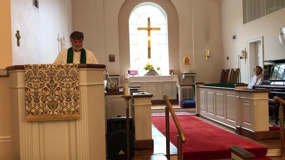 St. Philip Episcopal Church - 21st Sunday After Pentecost