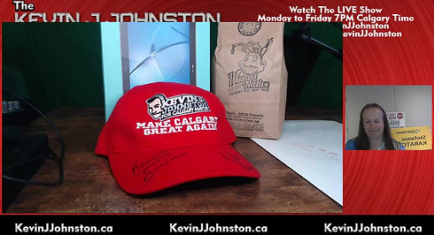 The Kevin J. Johnston Show Question & Answer Friday With The Crew