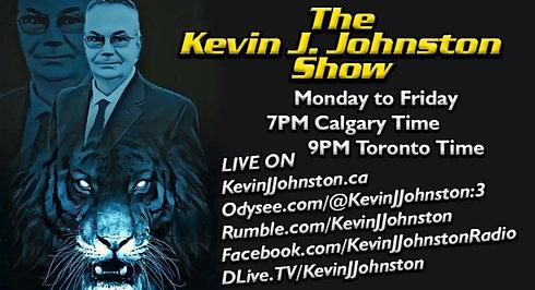The Kevin J. Johnston Show 10/13/2021