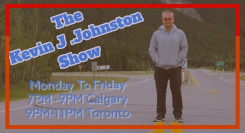 The Kevin J. Johnston Show 10/20/2021