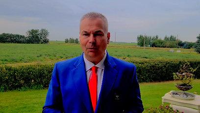 Calgary Mayor-Elect Kevin J.Johnston Talks Property Tax