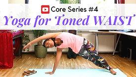 CORE #4Side Bend Tone Waist
