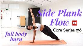 CORE #6 Side Plank Flow