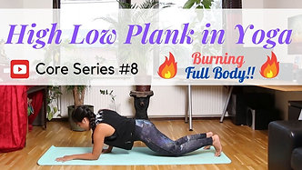 CORE #8 High Low Plank Killer Core