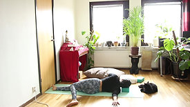 SOLAR #28: Mellow Flow - Neck & Shoulders & Virasana