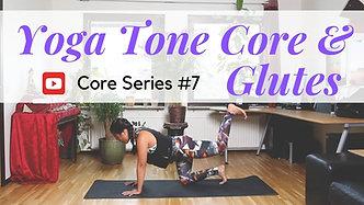 CORE #7 GLUTES Tone Buttock