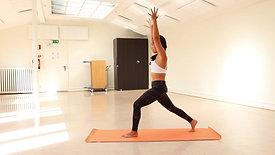 CORE Yoga cơ bản bài 6: Tấm Ván Nghiêng