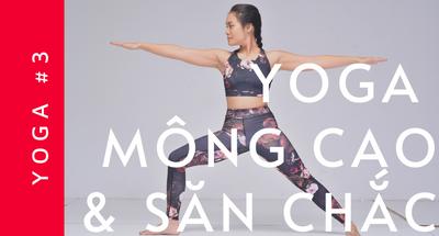 #3: Chuỗi Yoga tư thế Nữ Thần cho sức khỏe nữ giới