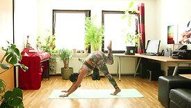 CORE Yoga cơ bản bài 1: học Siết Cơ Bụng