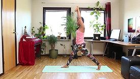 CORE Yoga cơ bản bài 4: tập EO