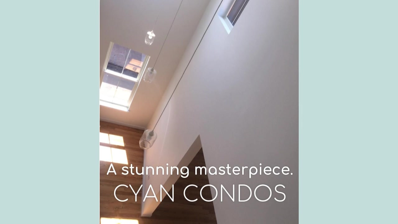 CYAN CONDOS - Affordable Housing