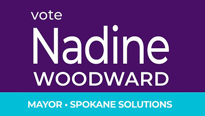Nadine Woodward for Spokane Mayor