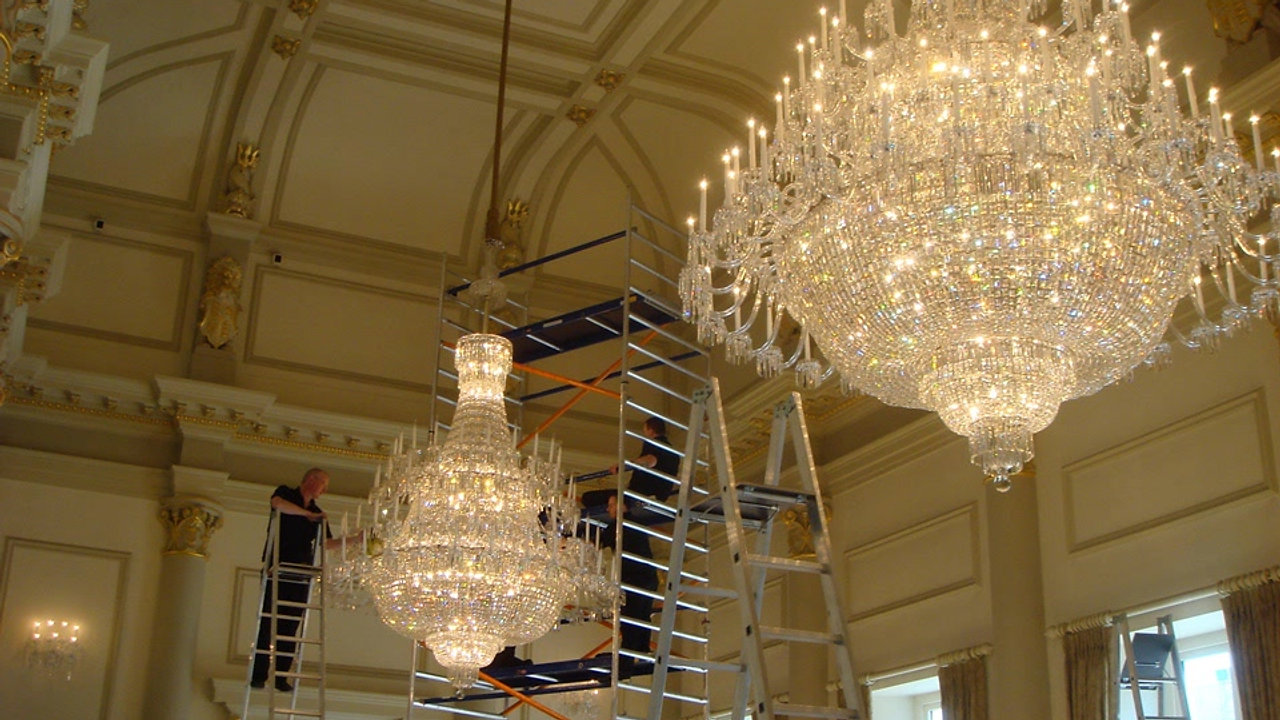 Chandelier Group Special Projects