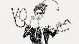 Frida goes Vogue