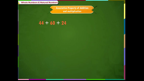Whole Numbers class-6