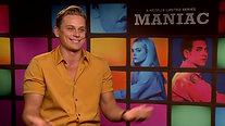 'Maniac,' Billy Magnussen