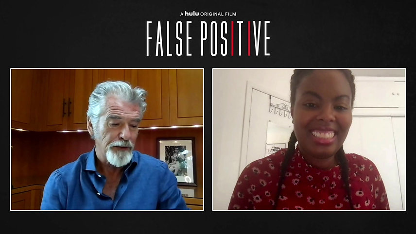 Pierce Brosnan Talks 'False Positive,' James Bond and More