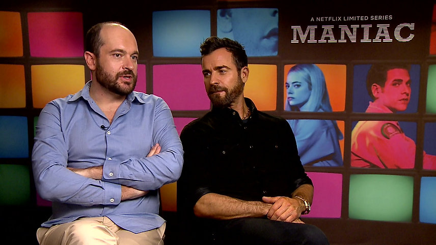 'Maniac,' Patrick Somerville and Justin Theroux