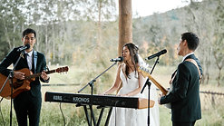 Our live (covid) wedding song