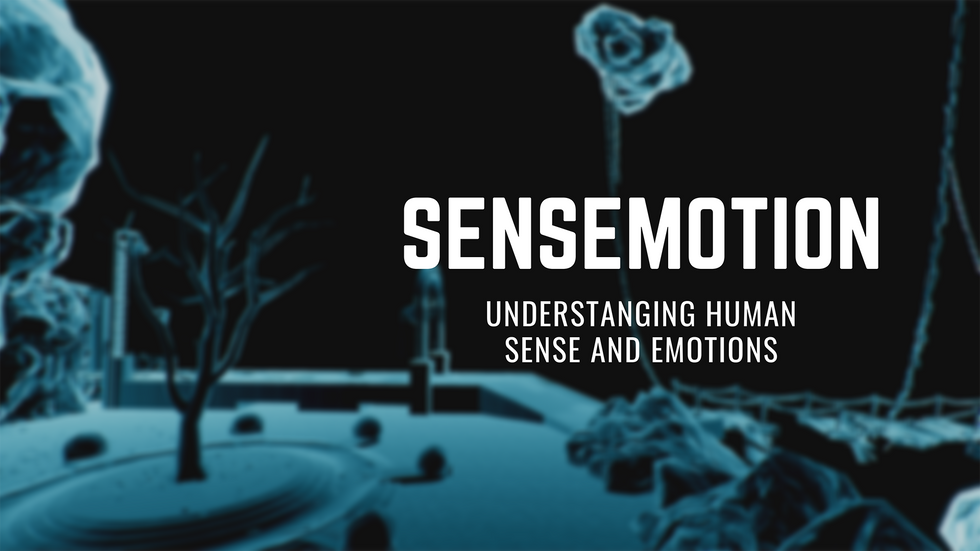 SensEmotion   Research on Cognition and Senses