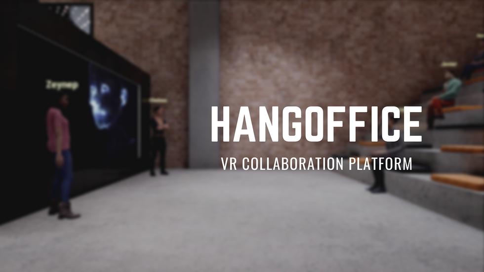HangOffice VR Collaboration Platform