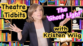 Theatre Tidbits with Kristin Wiig