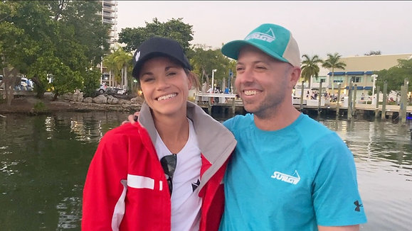 Fight for the Top of the J70 Fleet with Maggie & Rayan McKillen