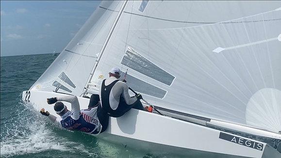 Star Sailors Mark Strube & Josh Powell