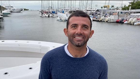 Victor Diaz De Leon's tips for sailing a j70 downwind in big breeze