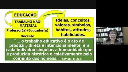 Curso Preparatório Síncrono para o Concurso de Educadora Infantil de Araucária-PR Conhecimentos específicos (PARTE I)