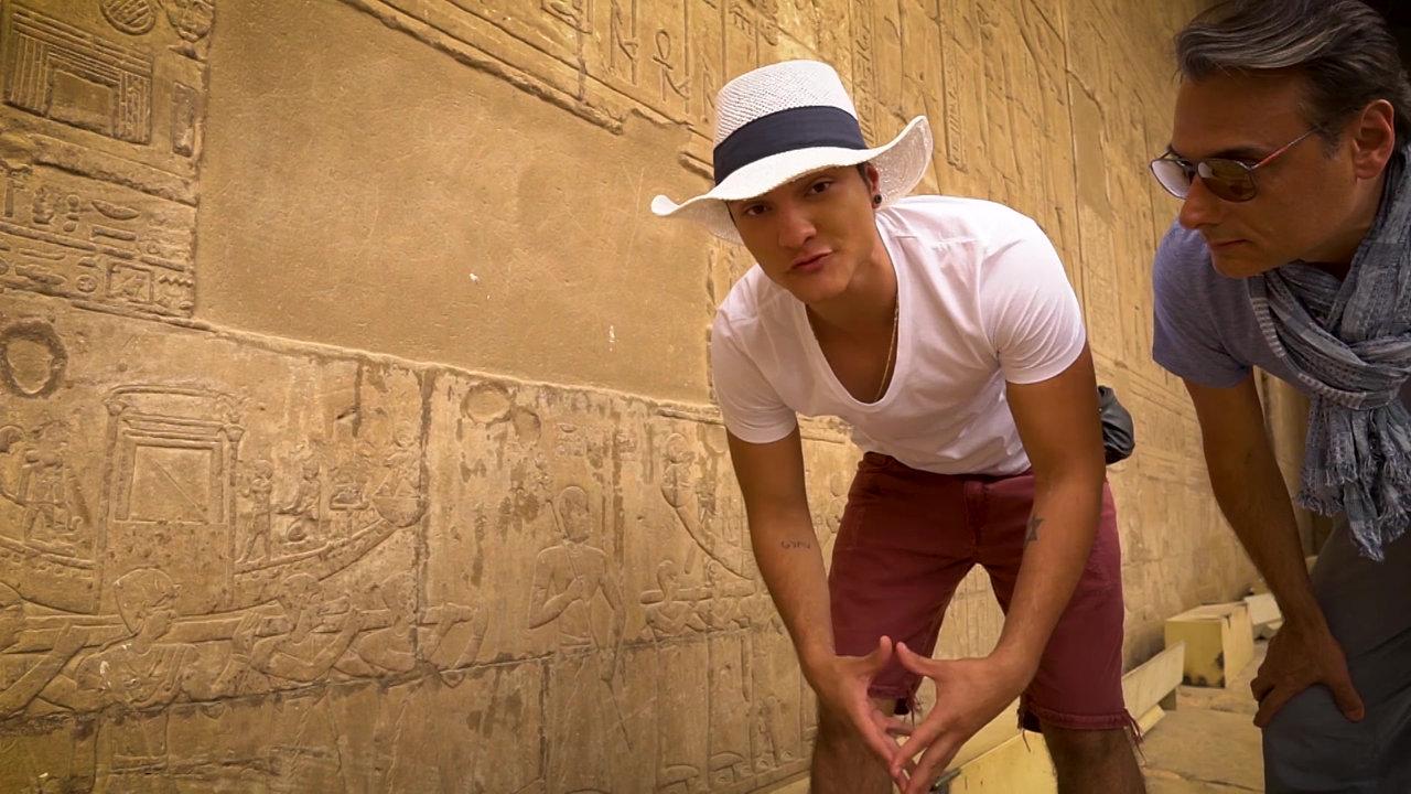 Kneip na TV (Egito)