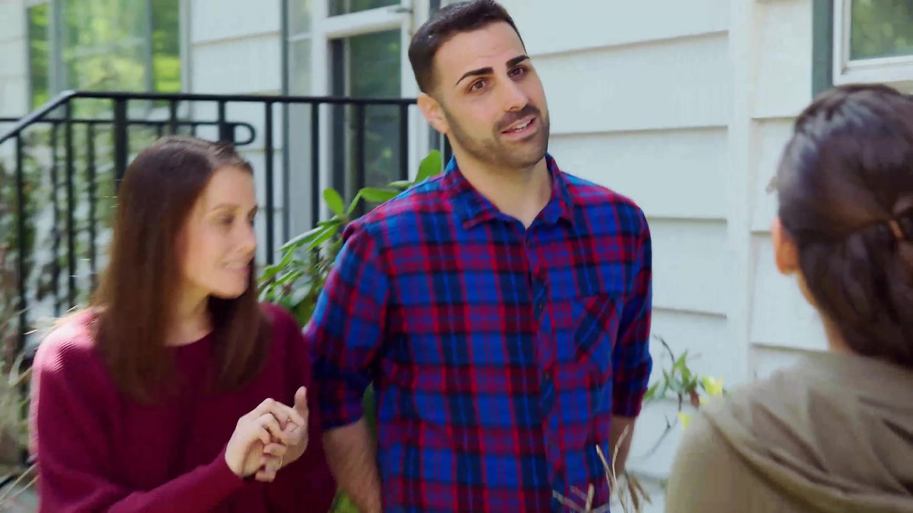 SEVEN STARS REMODELING EXTERIORS OF MATT AND JACKIE'S HOME