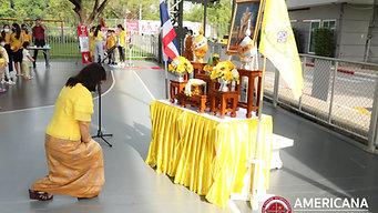 King Rama X Birthday Celebration