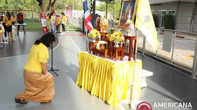 King Rama X Birthday Celebration