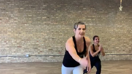 FIT CHICKS with Kymberlee 3.22