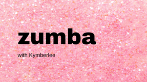 Zumba with Kymberlee 10-19-2020