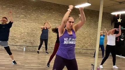 Zumba with Veronica Part 2