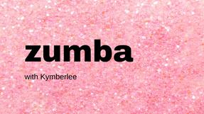 Zumba with Kymberlee 10-26-2020
