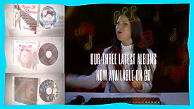 3 New CD's Now Available