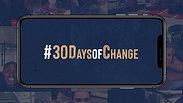 #30DaysofChange