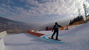 SNB Slopestyle Worldcup 2017 - Course Preview