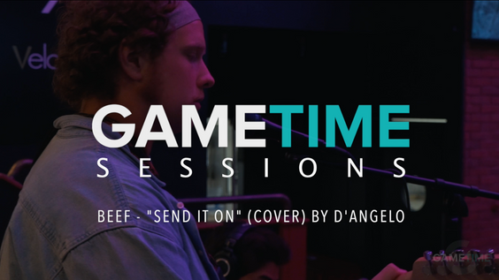 GAMETIME SESSION Beef Send It On