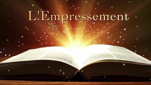 L'Empressement