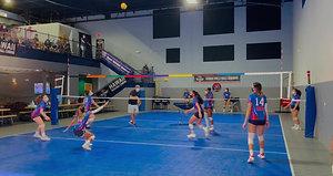 Hawaii 2021 Sweet 16 Blue Training Team