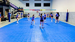 2021 Sweet 16 Blue Training Team