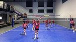 Hawaii 2021 Sweet 16 Red Training Team with Coach Luis Ramirez