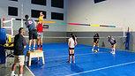 Training with Coach Dave Shoji