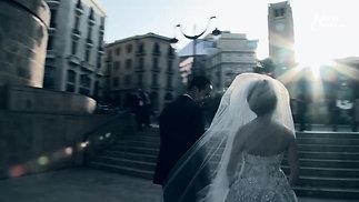 Mira & George's Wedding